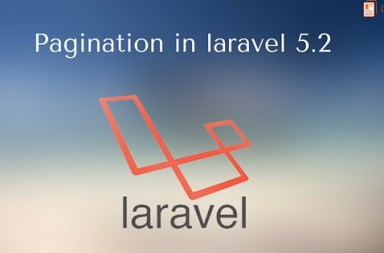 The beginners guide to Pagination in laravel 5.2