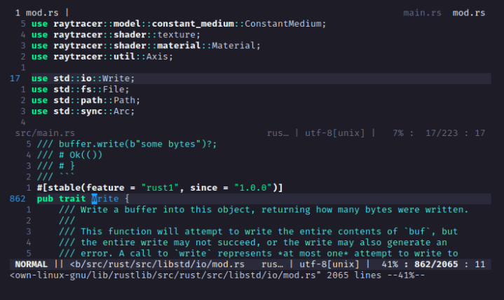 Top 8 best Rust IDE & text Editors for Rust developers