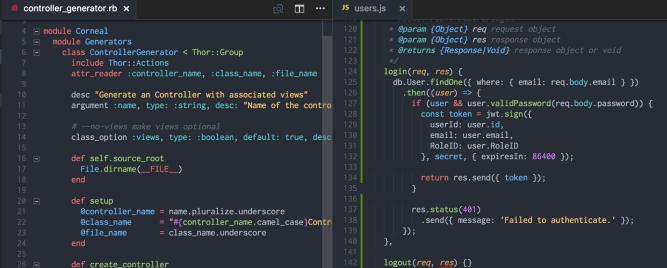 Vscode vs Webstorm vs CodeMix choosing the best IDE
