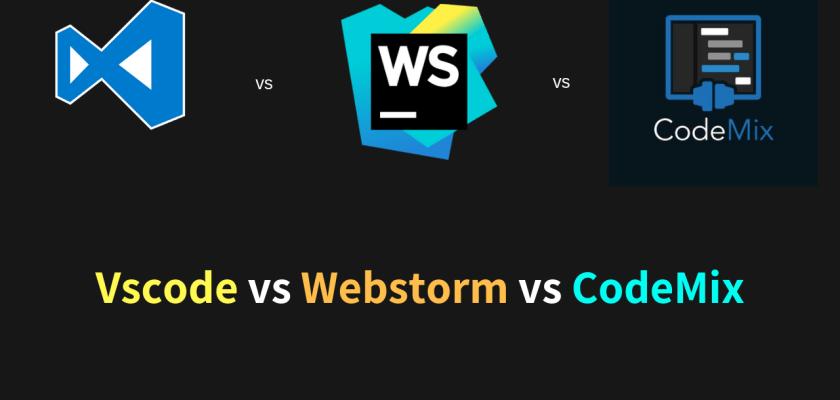vscode vs webstorm