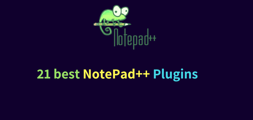 21 NotePad++ Plugins to use