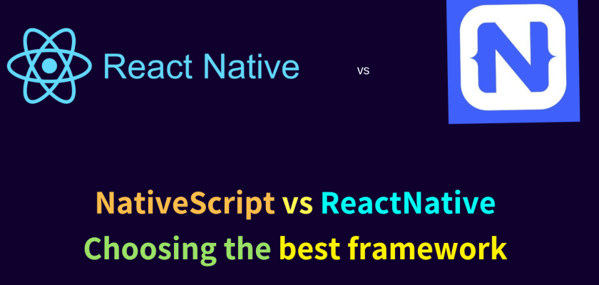 ReactNative vs NativeScript