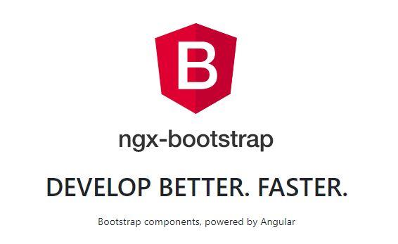 ngx-bootstrap for Angular UI