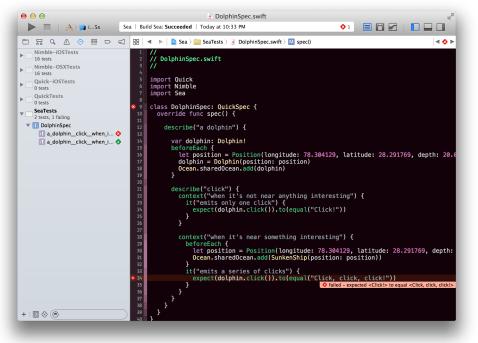 Swift Frameworks