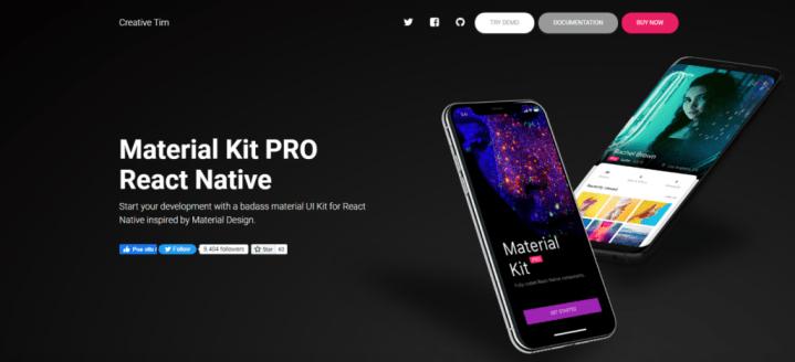 React Native UI Kits