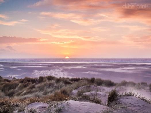 Ainsdale Beach Sunset