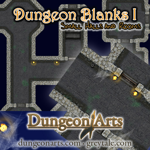 Dungeon Blanks 1