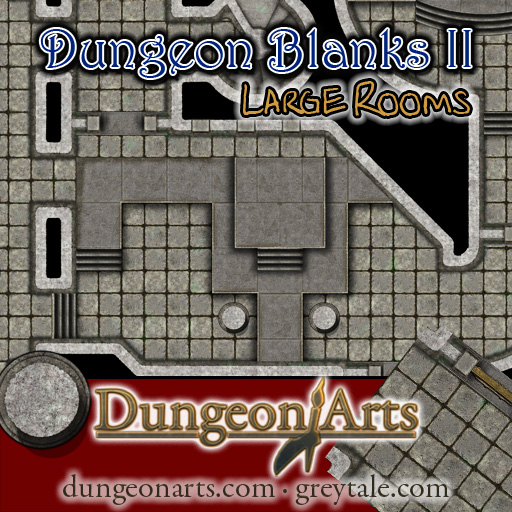 Dungeon Blanks II