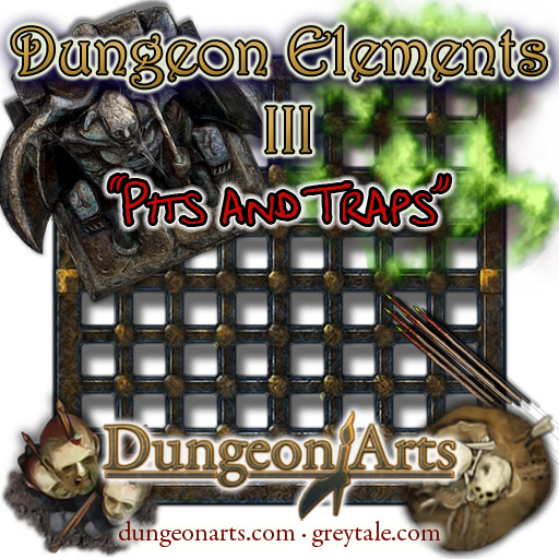 Dungeon Elements III