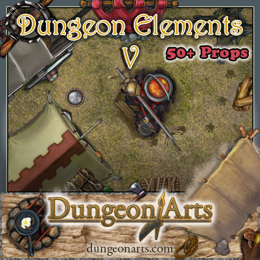 Dungeon Elements V