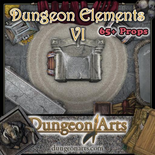 Dungeon Elements VI