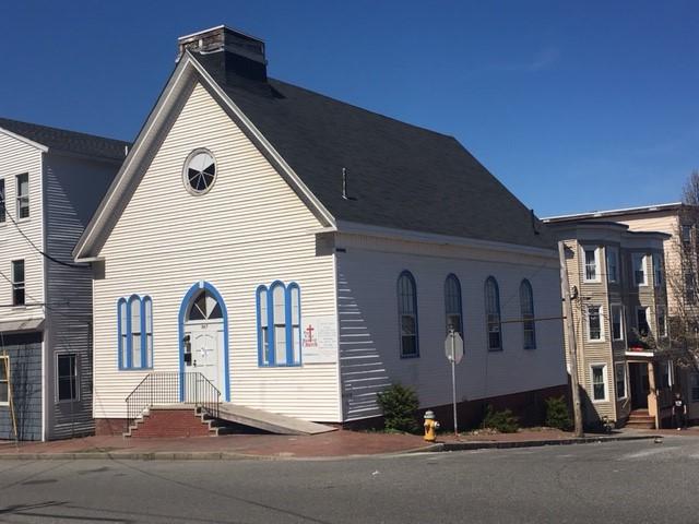 867 Congress Street, Portland