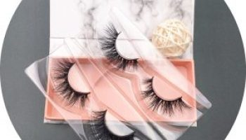 How to care for best 100% 3d mink eyelashes