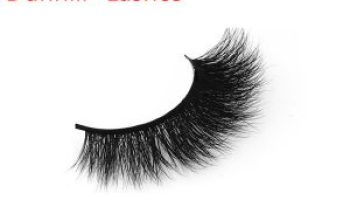Cheap Natural Mink Eyelash