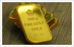 Bursa AS menguat pengaruhi penurunan harga emas