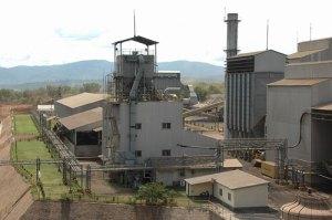 Smelter pengolahan nikel, salah satu pengguna listrik dari segmen industri skala besar.