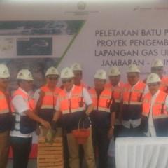 Ubah Desain Fasilitas, Produksi Gas Lapangan Jambaran Tiung Biru Berpotensi Bertambah 20 MMSCFD