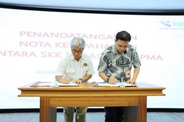 SKK Migas Dorong BPMA Ikut Terlibat Mengejar Target Produksi Minyak Satu Juta Barel
