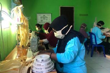 Mitra Binaan Pertagas Beradaptasi di Tengah Pandemi