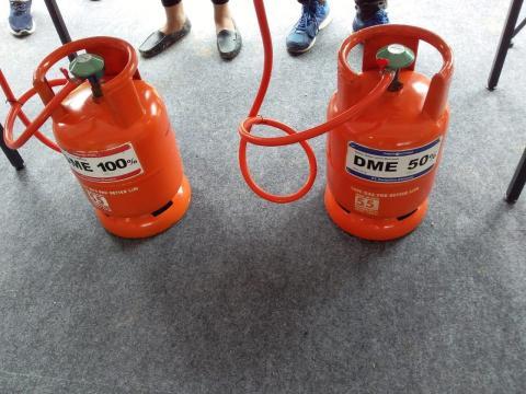 Andalkan DME, Pemerintah Targetkan Setop Impor LPG Tahun 2030