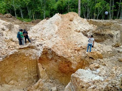 Kementerian LHK Hentikan Penambangan Emas Tanpa Izin di Taman Nasional Bogani Nani Wartabone