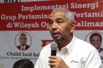 Chalid Said Salim, Dirut PHI : Langkah Kreatif dan Inovatif, Hasilnya Positif