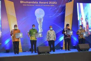 Kementerian ESDM Sabet Gelar Terbaik dalam Ajang Bhumandala Award2020