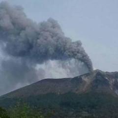 Erupsi, Status Gunung Lli Lewotok Jadi Siaga