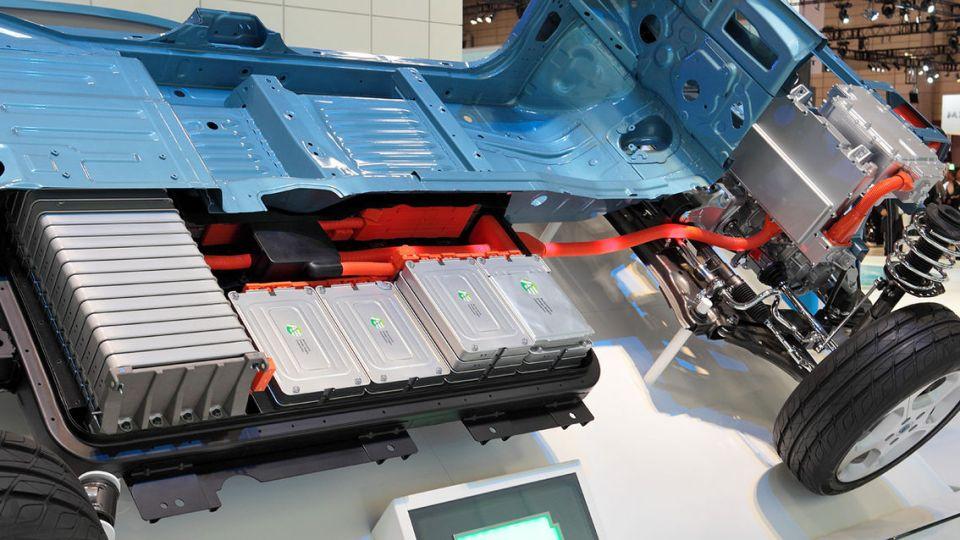 Industri Baterai Indonesia-Konsorsium Hyundai Bangun Industri Sel Baterai Kendaraan Listrik