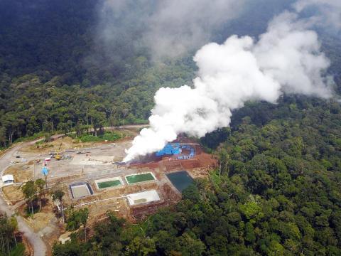 Pertamina dan Medco Kerjasama Kembangkan Tujuh Wilayah Panas Bumi