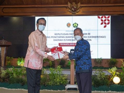 Kementerian ESDM Tetapkan 20 Lokasi Geoheritage di Yogyakarta