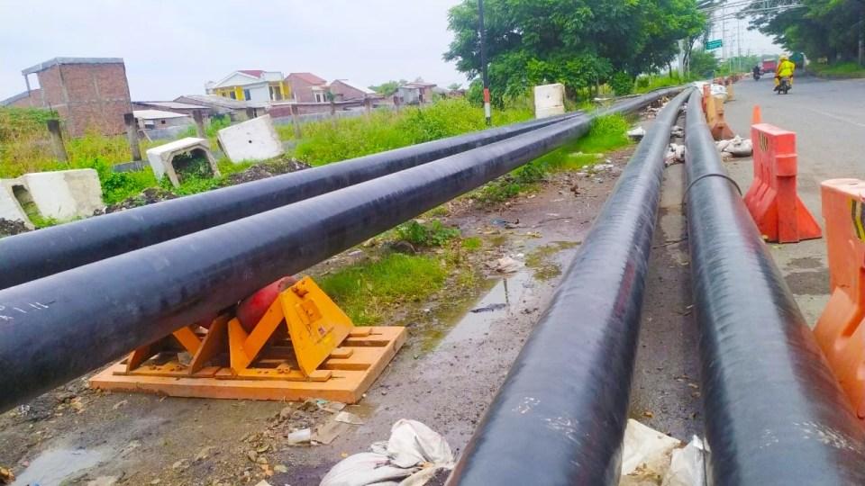 Ekspansi Utilisasi Gas Kepodang, PGN Finalisasi Pembangunan Interkoneksi Pipa Gresem-Kalija