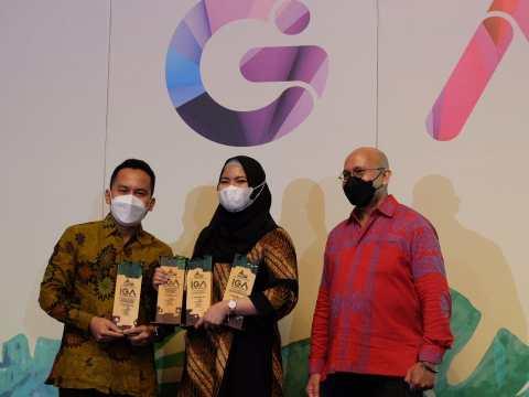 Peduli Lingkungan, Pertagas Raih Penghargaan Indonesian Green Awards 2021