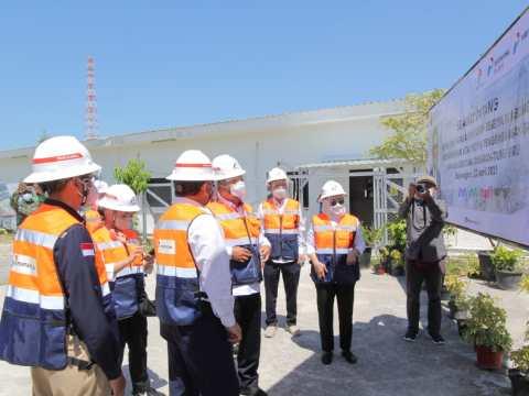 Menteri ESDM Minta Proyek JTB Rampung Akhir 2021