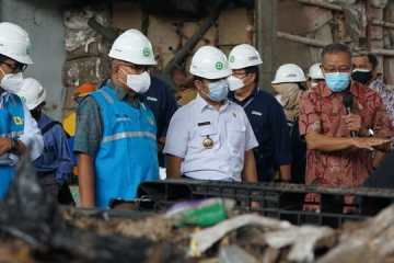 Indonesia Power Uji Coba Biomassa di PLTU Lontar