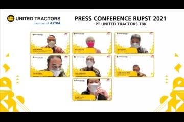 United Tractors Bagi Dividen Rp2,4 Triliun