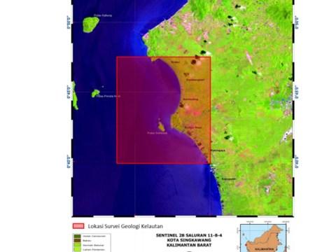 Kementerian ESDM Survei Geologi Kelautan Pembangunan PLTN di Kalimantan Barat