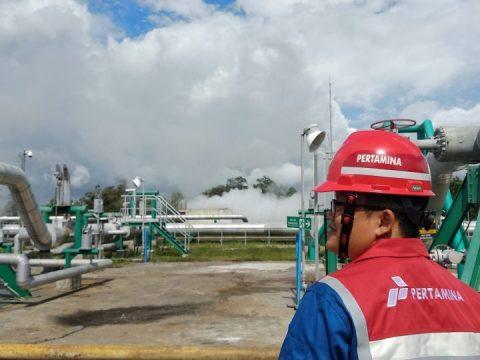 Menteri ESDM Dukung Holding Panas Bumi