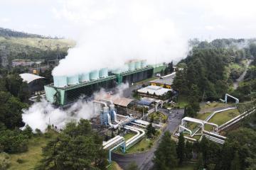 Ini Deretan Proyek Panas Bumi yang Digarap PLN