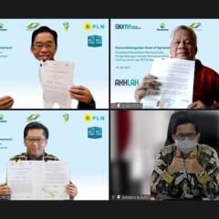 PLN Amankan Pasokan Biomassa dari PTPN dan Perhutani untuk Co-Firing