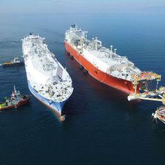 Genjot Pengembangan Bisnis LNG, PGN Gandeng Badak LNG