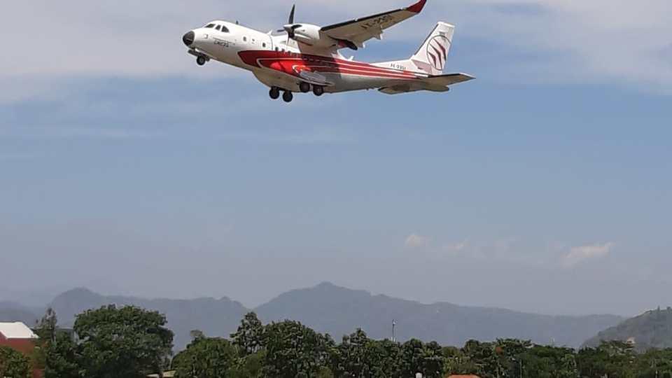 Uji Terbang Lancar, Pesawat Siap Gunakan Bahan Bakar Nabati?