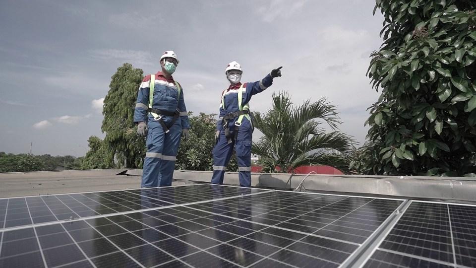 Dorong 5.000 SPBU Pasang PLTS Atap, Tagihan Listrik Berpotensi Hemat Rp4 Miliar