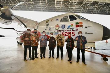 Sukses Uji Terbang, Menteri ESDM Minta Bioavtur Jadi Bahan Bakar Utama Pesawat