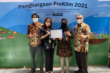 Sub Holding Gas Pertamina Raih Penghargaan Pendukung Proklim 2021