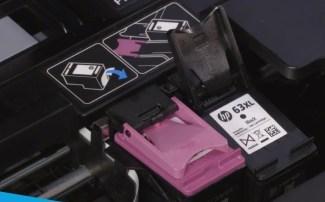 catridge printer hp