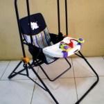 Pliko Baby Swing with Toys Pk 202