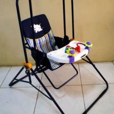 Pliko Baby Swing with Toys Pk 202