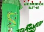 Apron Menyusui Baby Oz