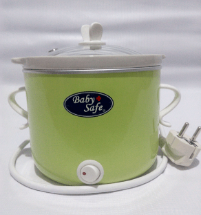Slow Cooker Baby Safe Push Button